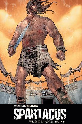 subtitrare Spartacus: Blood and Sand - The Motion Comic