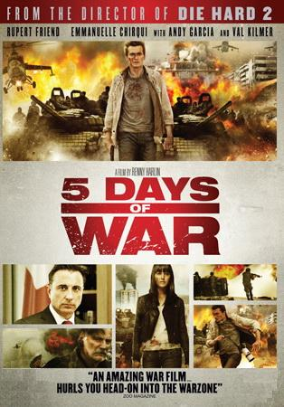 subtitrare 5 Days of War / 5 Days of August
