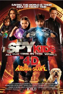 subtitrare Spy Kids: All the Time in the World in 4D