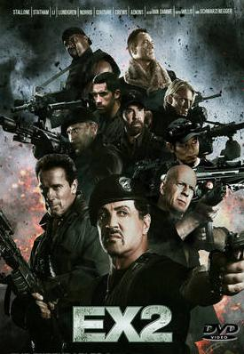 subtitrare The Expendables 2