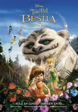 subtitrare Tinker Bell and the Legend of the NeverBeast